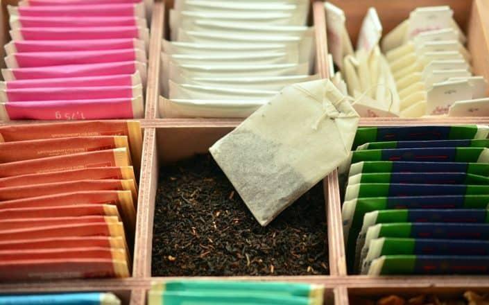 rynek herbaty