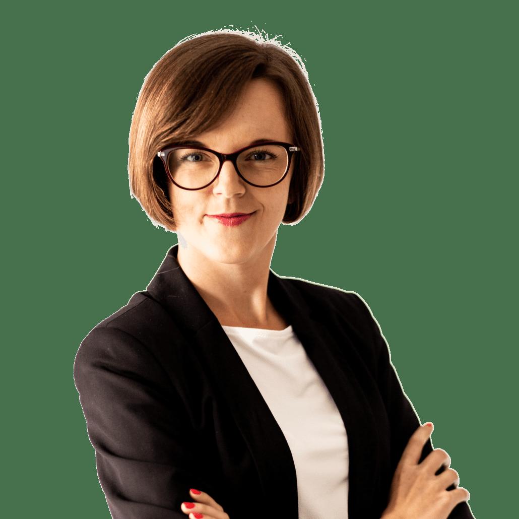 </p> <p><center>Justyna Trzeciakowska</center>
