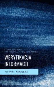 weryfikacja informacji